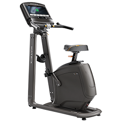 Matrix U50 Upright Bike with XIR Console