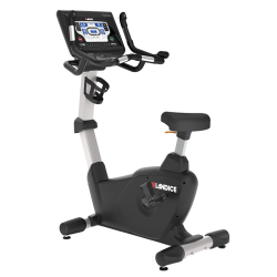 Landice U7 Upright Bike with Cardio Console