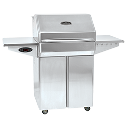 Memphis Pro Wood Fire Grill (Cart) - 304 SS Alloy