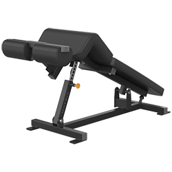 Matrix Varsity Series Adjustable Decline Bench