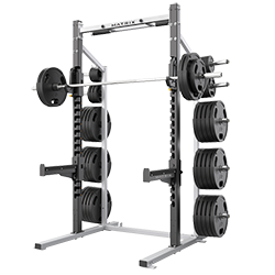 Matrix Varsity 7 ft Half Rack