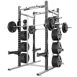 Matrix Varsity Double Half Rack