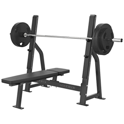 Matrix Varsity Series Olympic Flat Bench