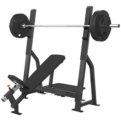 Matrix Varsity Series Olympic Incline Bench