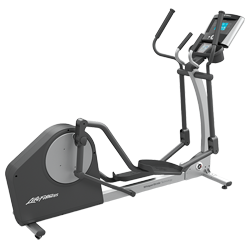 Life Fitness X1 Elliptical Cross-Trainer with Basic Console - Floor Model