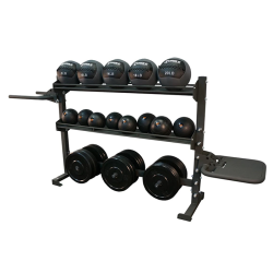 Torque 6 Foot Combination Storage/Dip/Plyo Rack