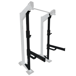 Torque 8 Ft (2.4 M) Olympic Lifting Station Module