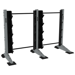 Torque 2-Module Wall 10 Barbell Rack