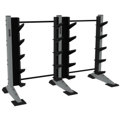 Torque 2-Module Wall 20 Barbell Rack