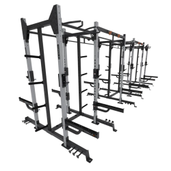 Torque 24' X 4' Siege Storage Rack - X1 Package