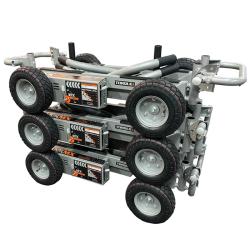 Torque Tank MX Weight Horn/Stacking Kit