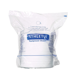 Athletix Equipment Cleaner Wipes - refill rolls