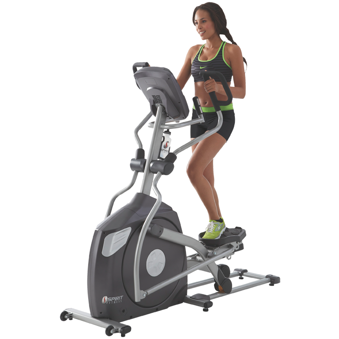 Spirit Fitness XE295 Elliptical