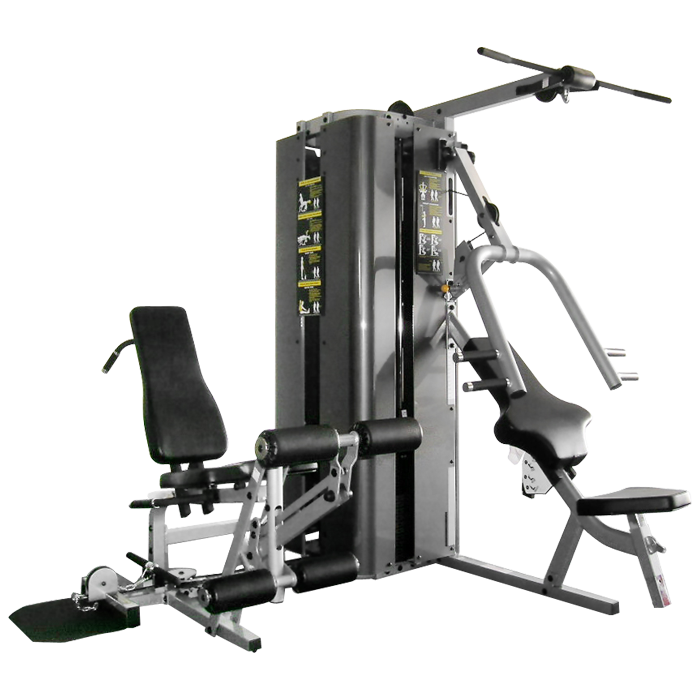 Inflight Fitness Vanguard Dual Stack Gym