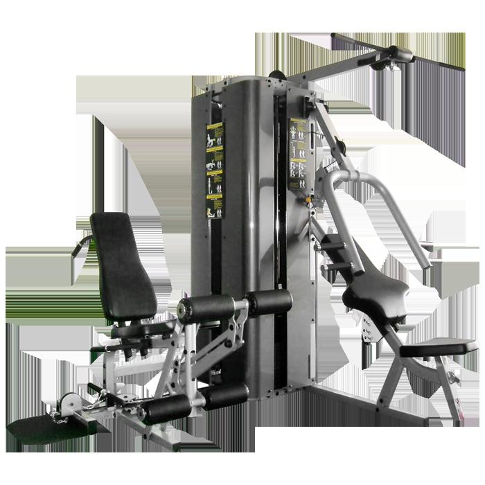 Inflight Fitness Vanguard Dual Stack Gym