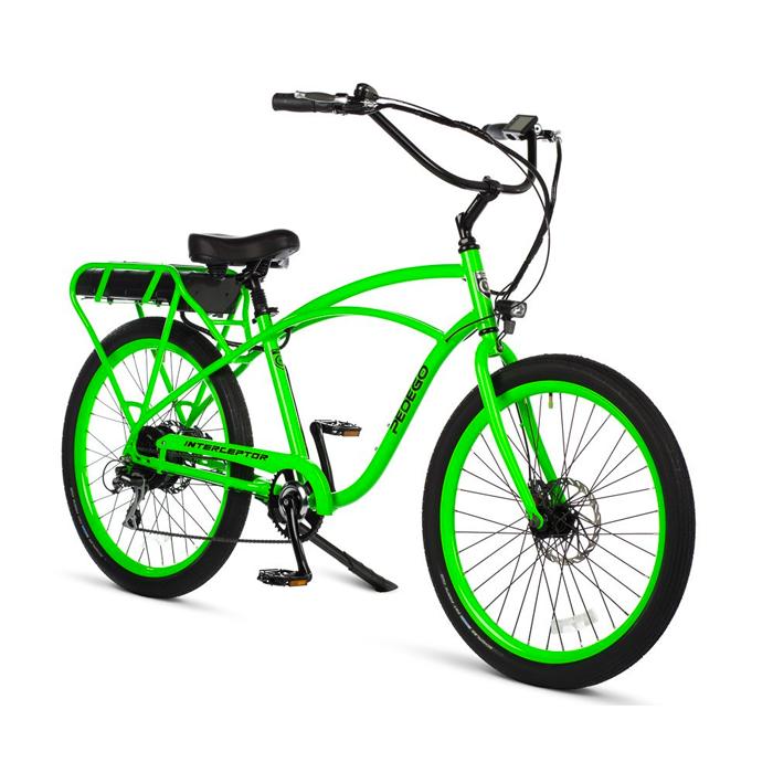 Pedego Interceptor Electric Bike - Classic (Demo Unit)