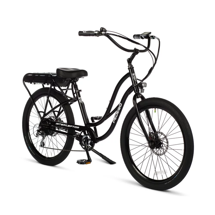 Pedego Interceptor Electric Bike - Step Thru