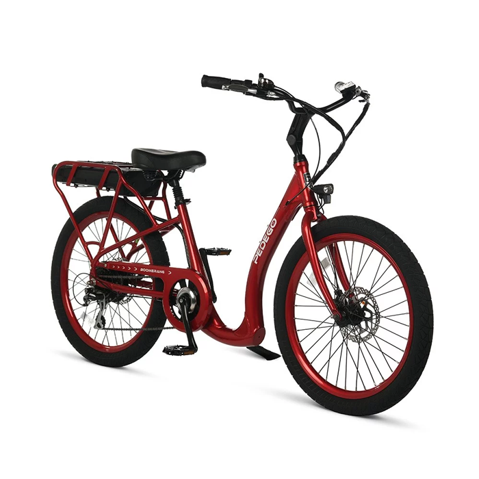 Pedego Interceptor Low Step Electric Bike