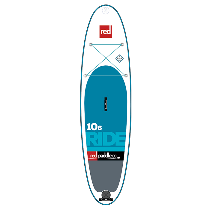 Red Paddle Co 10ft 6in Ride MSL SUP