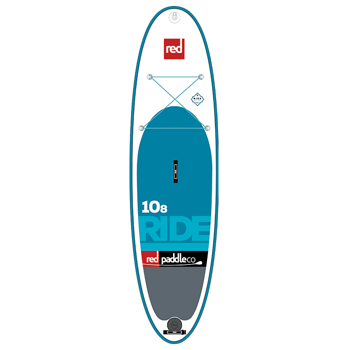 Red Paddle Co 10ft 8in Ride MSL SUP