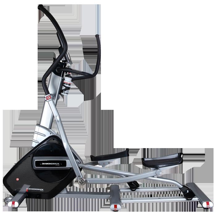 Diamondback Fitness 510Ef Elliptical