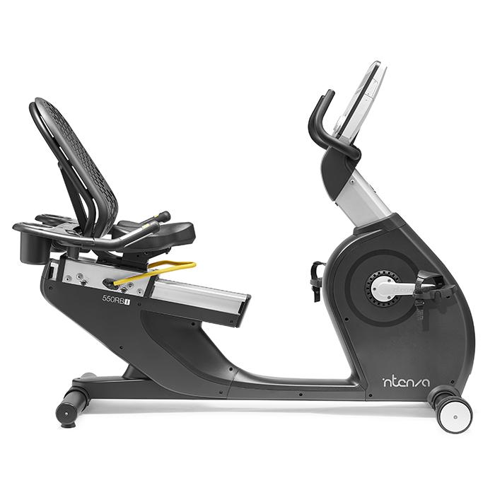 Intenza 550 Interactive Recumbent Bike