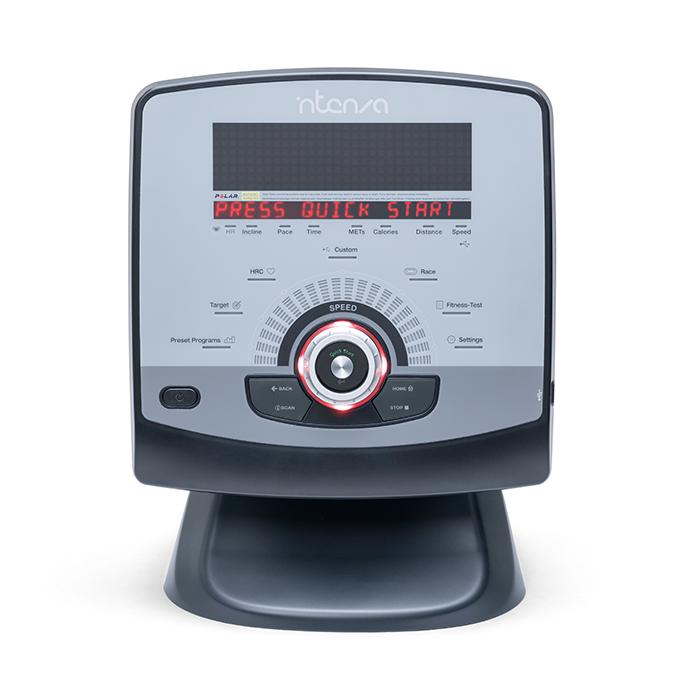Intenza 550 Interactive Treadmill