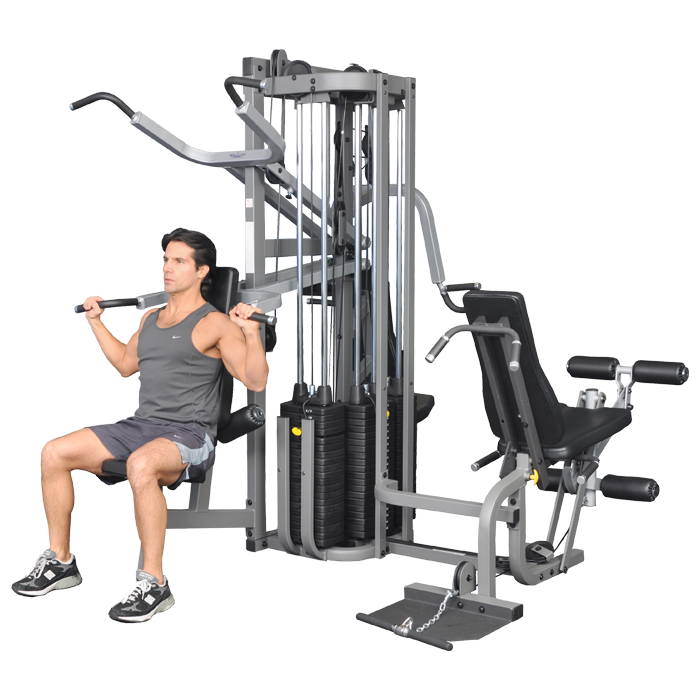Inflight Fitness Liberator with Full Shroud Set