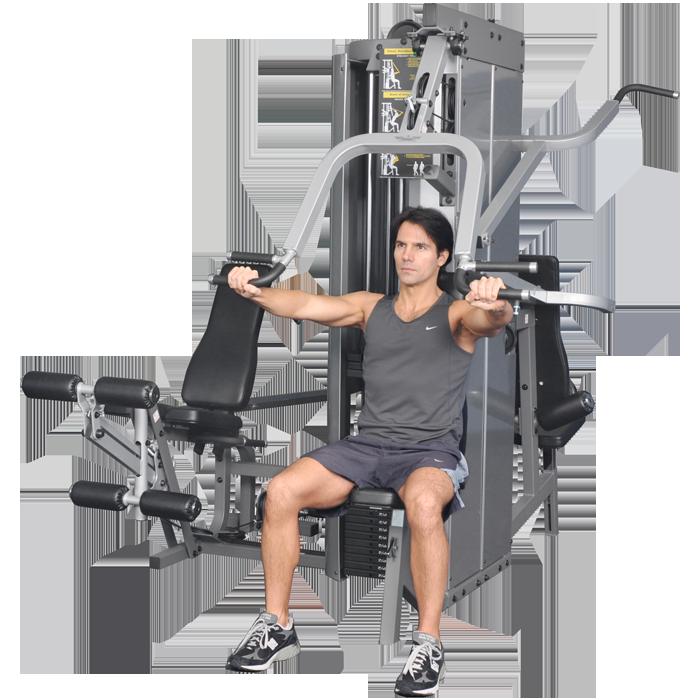 Inflight Fitness Liberator with Full Shroud Set