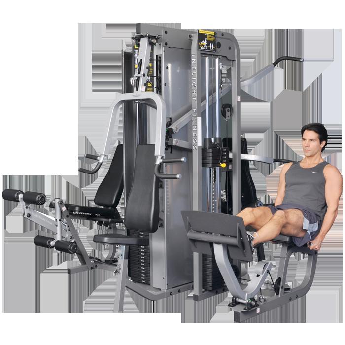 Inflight Fitness Liberator Multi-Stack Fitness System