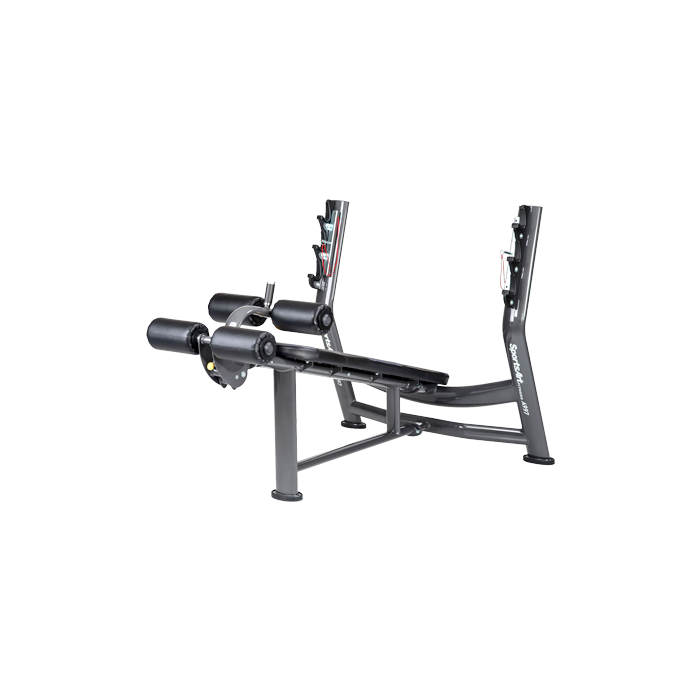 SportsArt Olympic Decline Bench A997