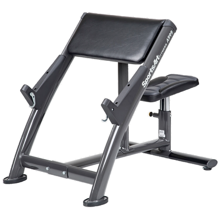 SportsArt Arm Curl Bench A999
