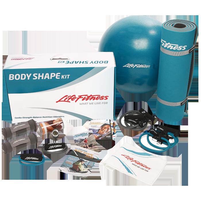 Life Fitness Body Shape