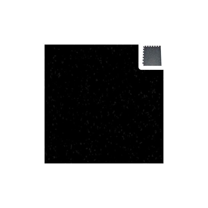 Aktivlok Jet Black Flooring - Corner