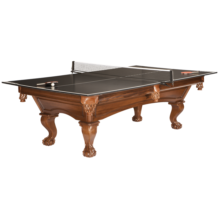Brunswick 8 Ft Table Tennis Conversion Top