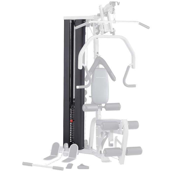 Bodycraft GL Galena Pro Weight Stack Shrouds