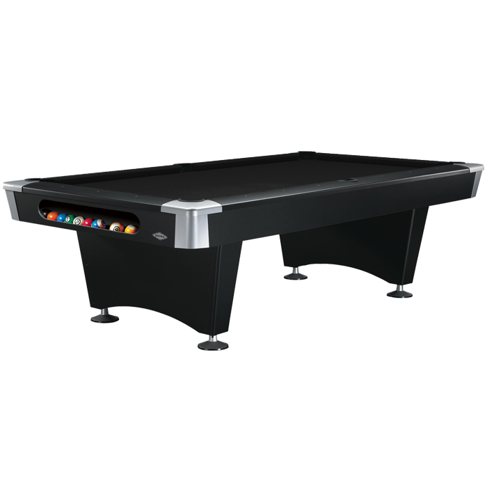 Brunswick Contender Black Wolf 7' Pool Table