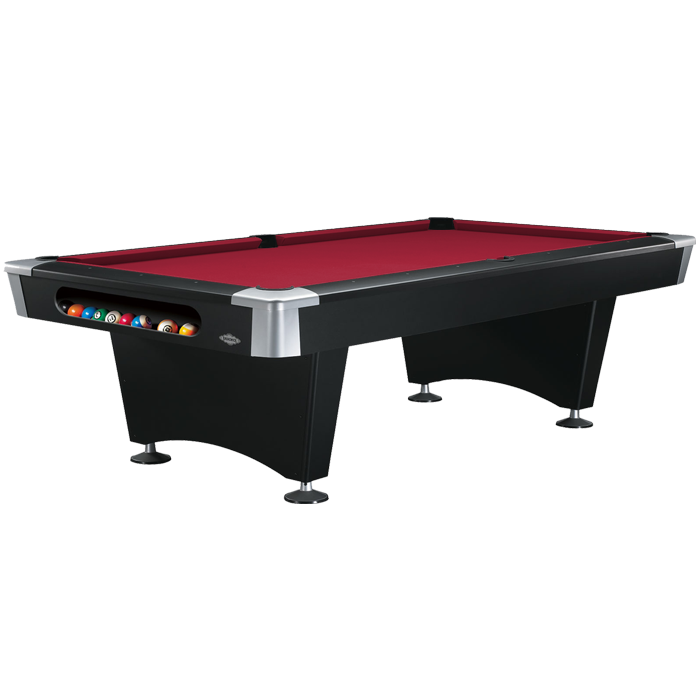 Brunswick Contender Black Wolf 8' Pool Table