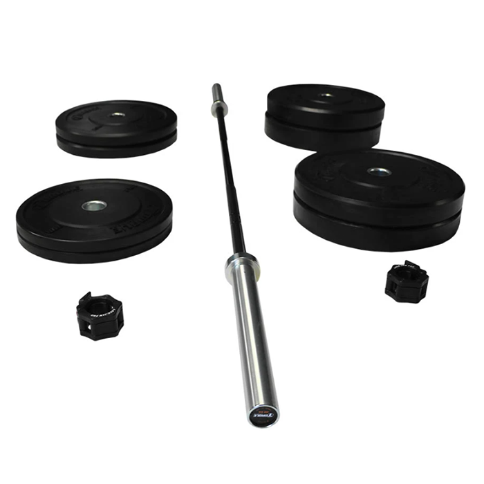 Torque Bumper Package 20 Kg Bar