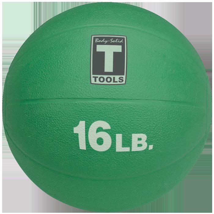 Body-Solid Medicine Ball - 16 lbs (Orange)
