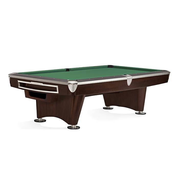 Brunswick Gold Crown VI 9 ft Pool Table