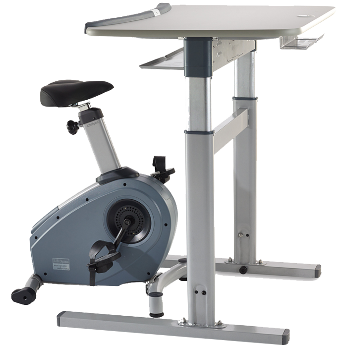 LifeSpan C3-DT7 Bike Desk