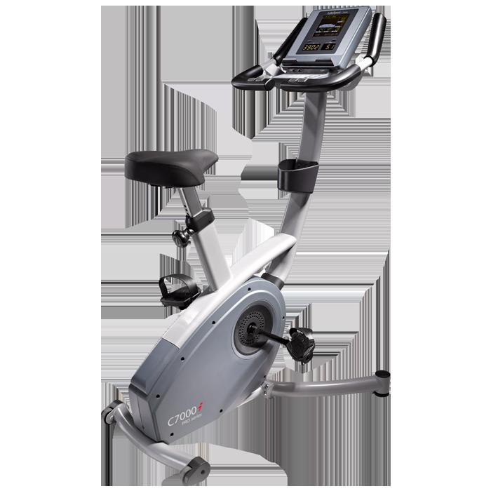 Lifespan C7000i Upright Bike