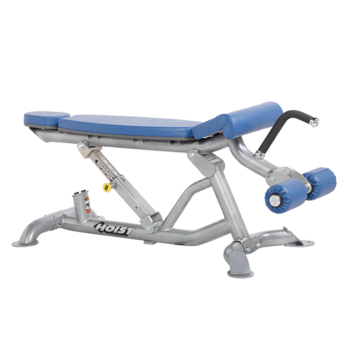 Adjustable Flat/Decline Bench