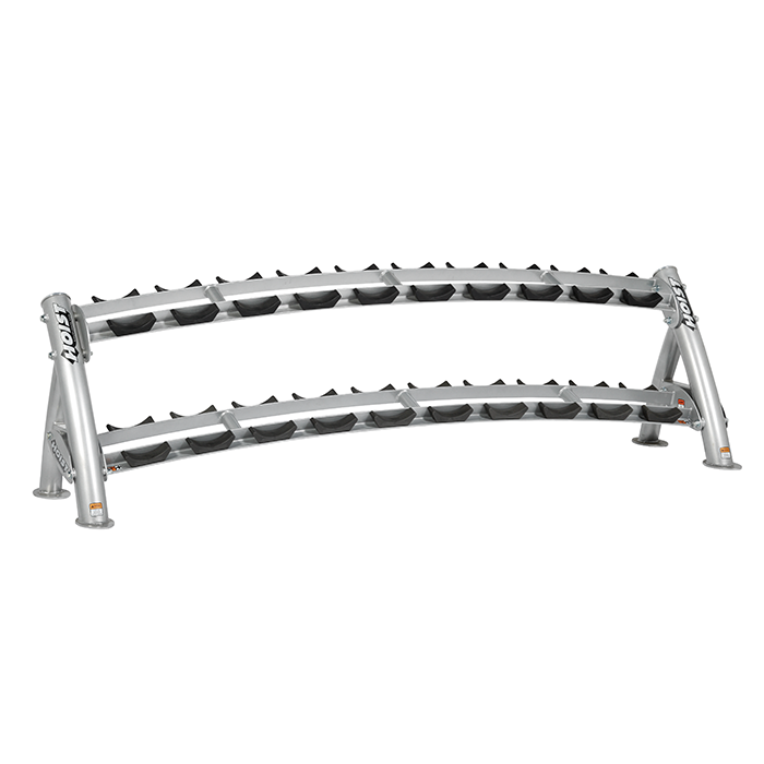 Hoist CF-3461-2 2-Tier Dumbbell Rack