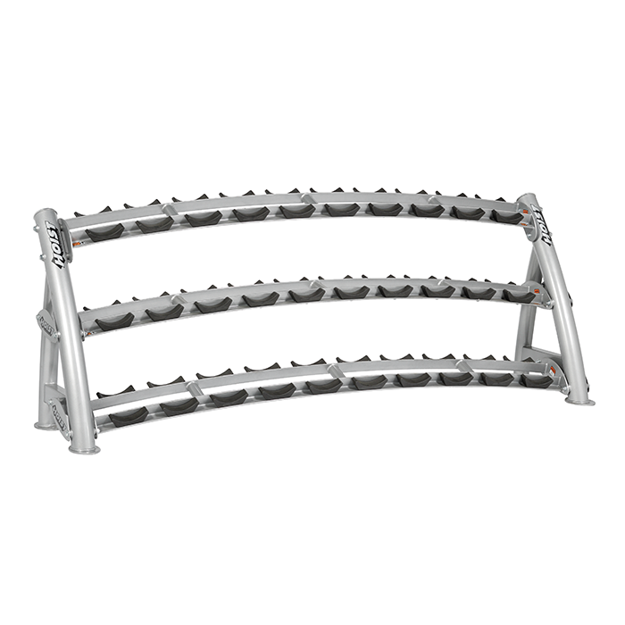 Hoist CF-3461-3 3-Tier Dumbbell Rack