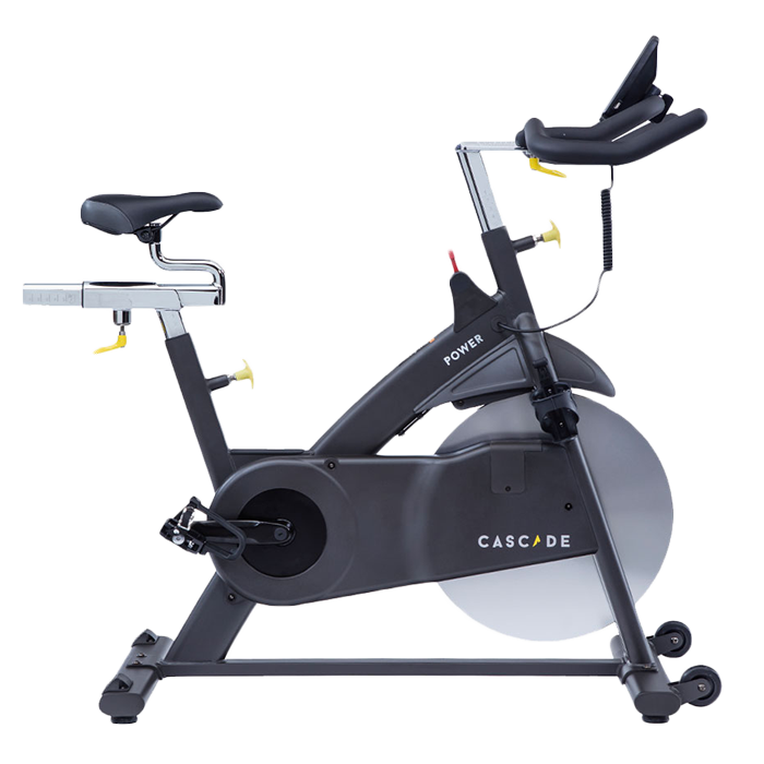 Cascade CMXPro Power Exercise Bike - Black