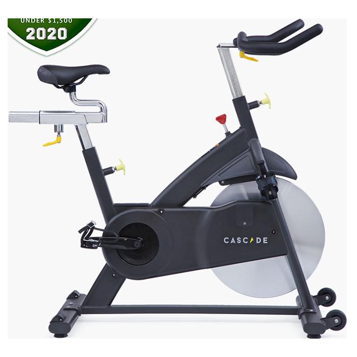 Cascade CMXPro Exercise Bike - Black