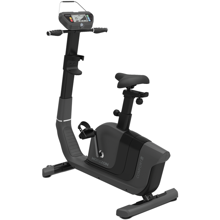 Horizon Comfort U Upright Bike