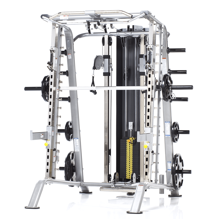 TuffStuff Evolution Smith Machine / Half Cage Ensemble